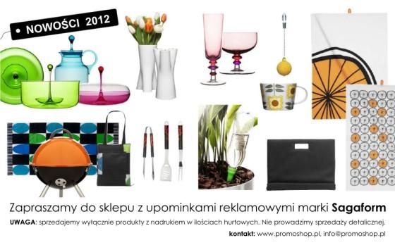 Sagaform 2012 już w sprzedaży