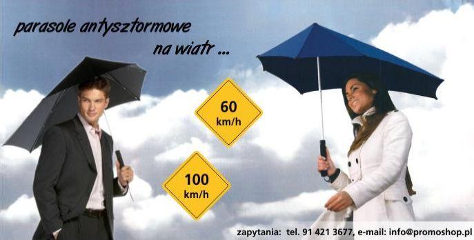 Parasole antysztormowe Senz - www.senz.pl